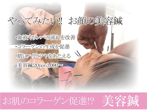 松山市美容鍼