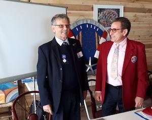 Assemblée générale 2019 (6 avril 2019) les présidents entrant et sortant aaalat-languedoc-roussillon.fr