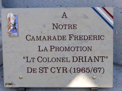 Cérémonie en mémoire du lieutenant Laval-Gilly (Saint-Ambroix, le 8 mai 2017) aaalat-languedoc-roussillon.fr