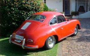 '59 gadā ražotas 356A Super kupejas