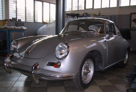 Porsche 356B 1600 Super 90