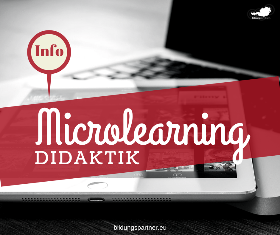 Didaktik Lernen Microlearning