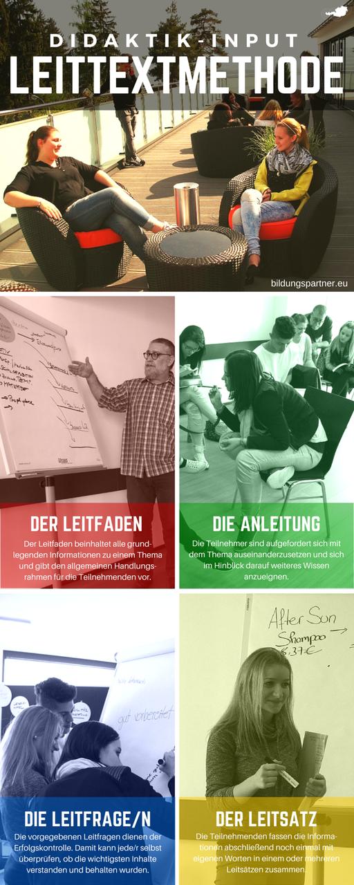 Bildungspartner Leittextmethode- Bildungspartner Österreich