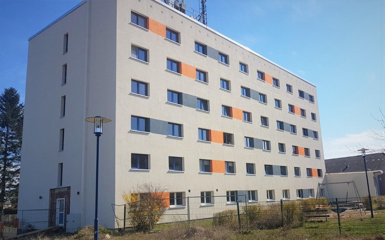 Internatsgebäude der Christophorusschule Rostock – Wärmedämmung und Fassadengestaltung