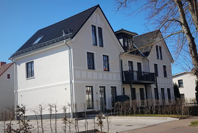 Appartementhaus in Rerik – Wärmedämmung und Fassadengestaltung