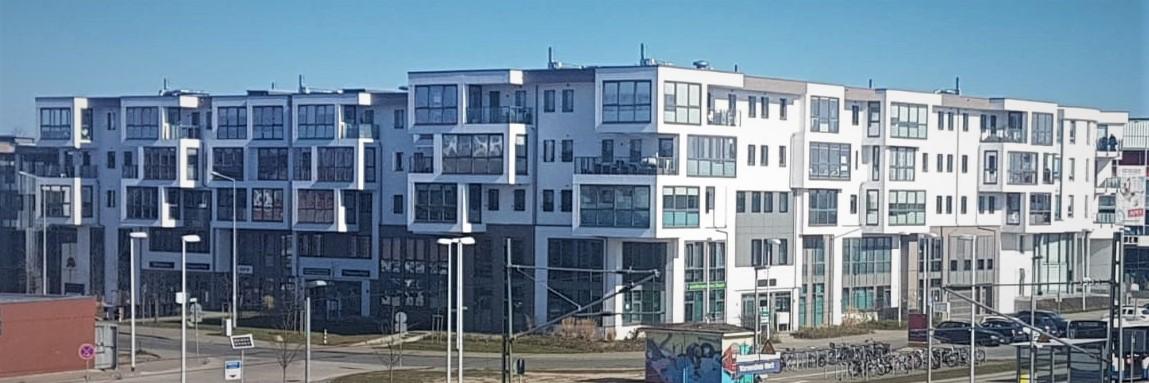 Wohnpark am Molenfeuer in Warnemünde - Wärmedämmung und Fassadengestaltung