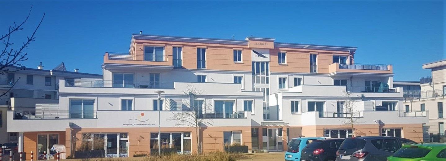 Villa Seeadler in Börgerende - Wärmedämmung und Fassadengestaltung