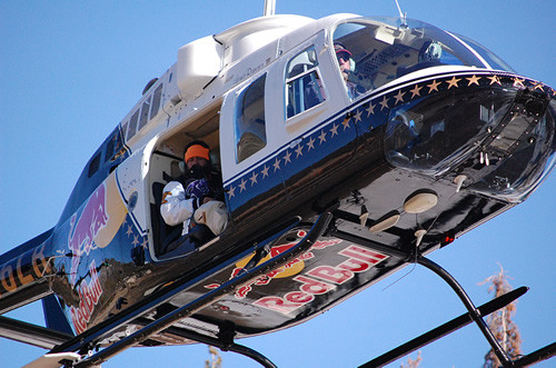helicopter aerial photography in Colorado