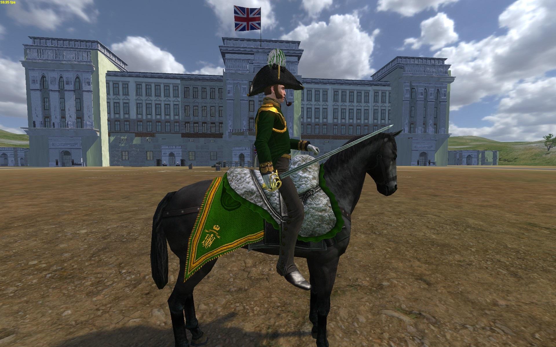 Colonel Chrissi zu Pferd [seite]