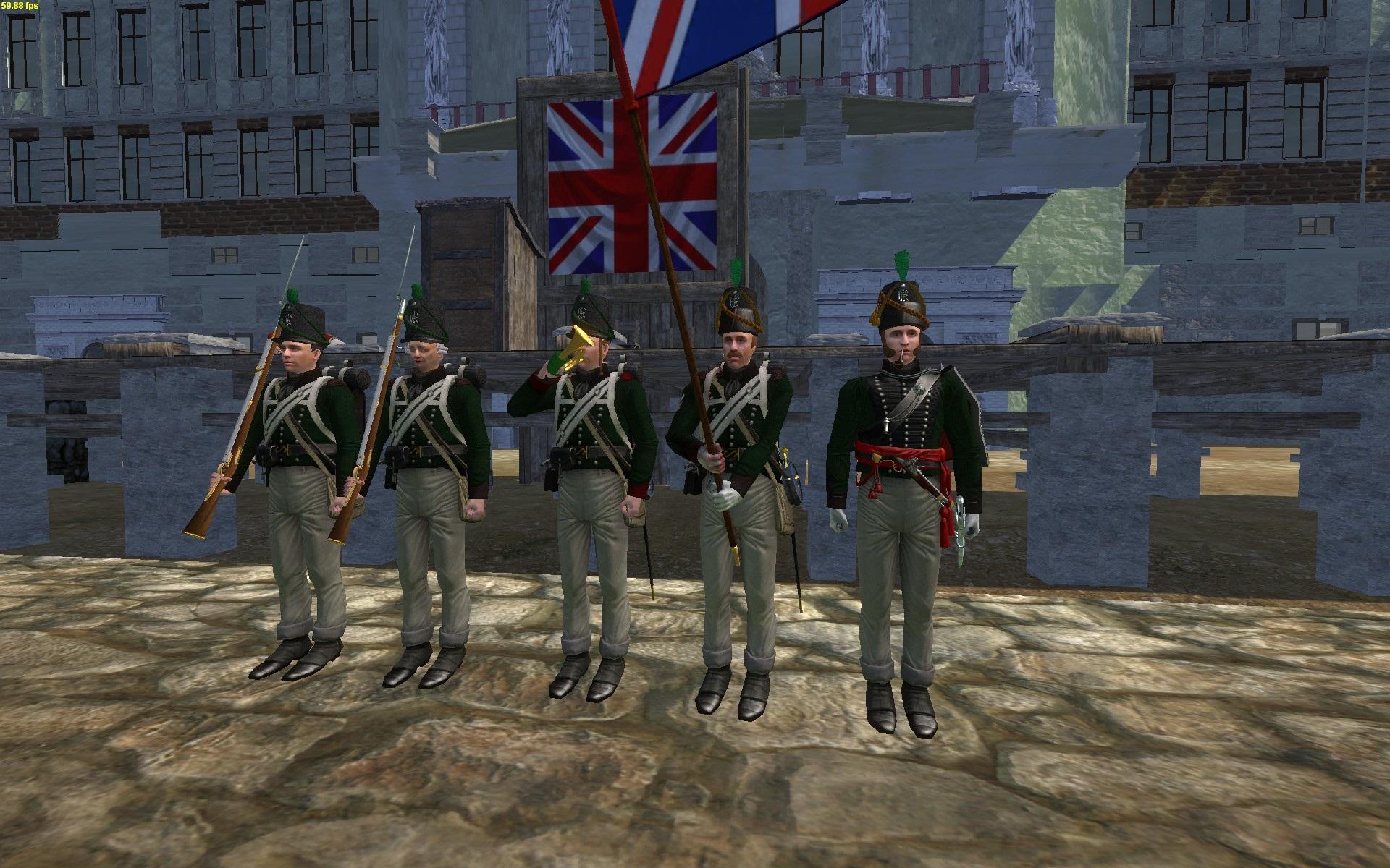 Leichte Infanterie [vorne]
