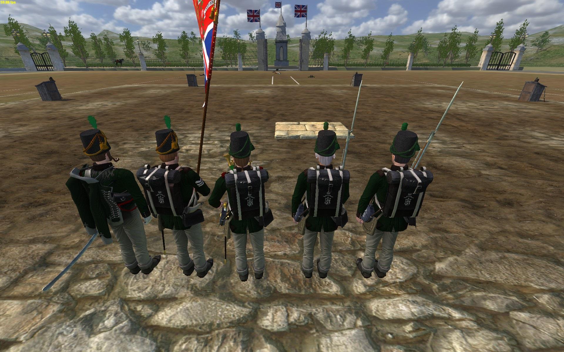 Leichte Infanterie [hinten]