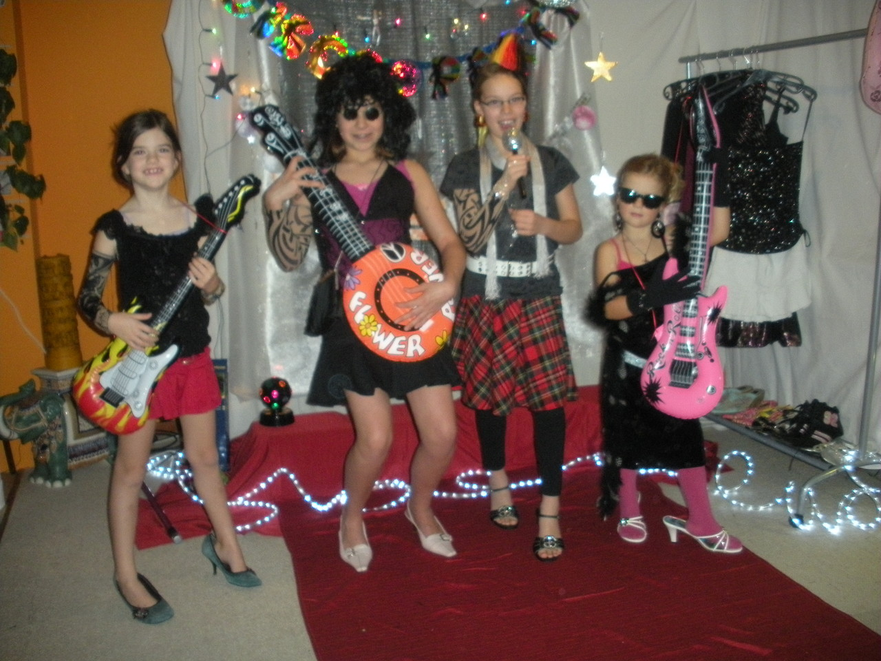 Zusatzset Disco   Falls Mehr Als 8 Kinder Mitfeiern