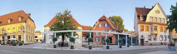 Stadt Renchen, Karate Erlach