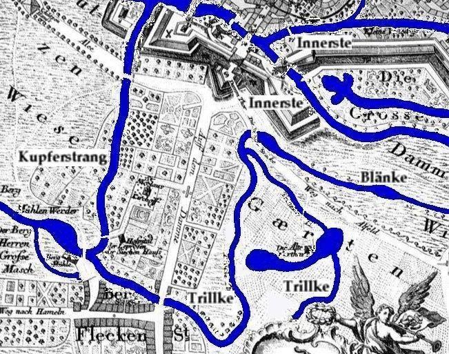 Karte um 1770 (bearbeitet)