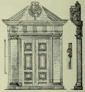 Bild 1: Hauptportal