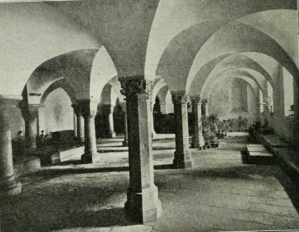 Bild 3: Laurentiuskapelle nach Osten gesehen
