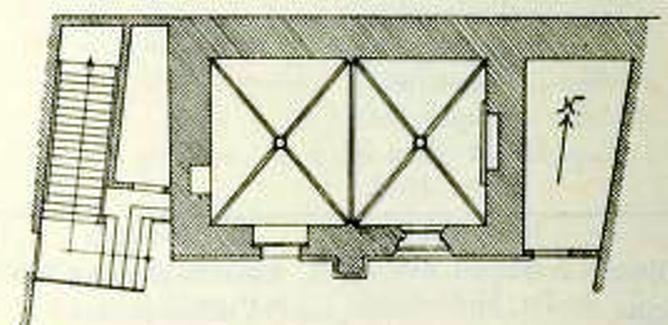 Bild 1: Grundriß