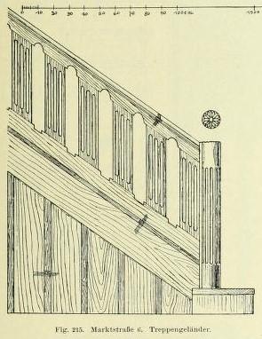 Bild 6: Treppengeländer