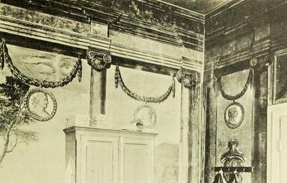 Bild 5: Wandmalerei