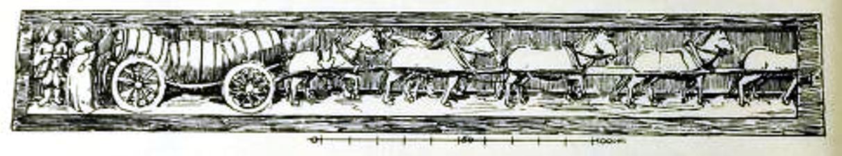 Bild 2: Weinwagen