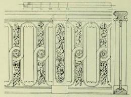 Bild 4: Das Geländer