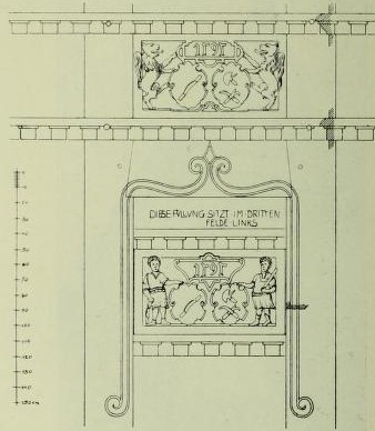 Bild 3: Wappenschmuck