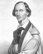 Hase um 1845