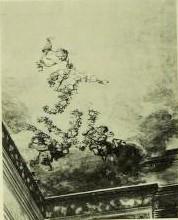 Bild 8: Deckenmalerei