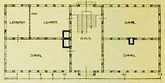 Bild 1: Grundriss Erdgeschoss
