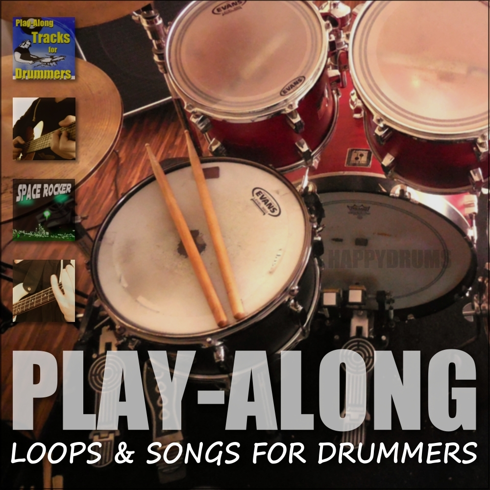 Play​-​Along Loops & Songs For Drummers
