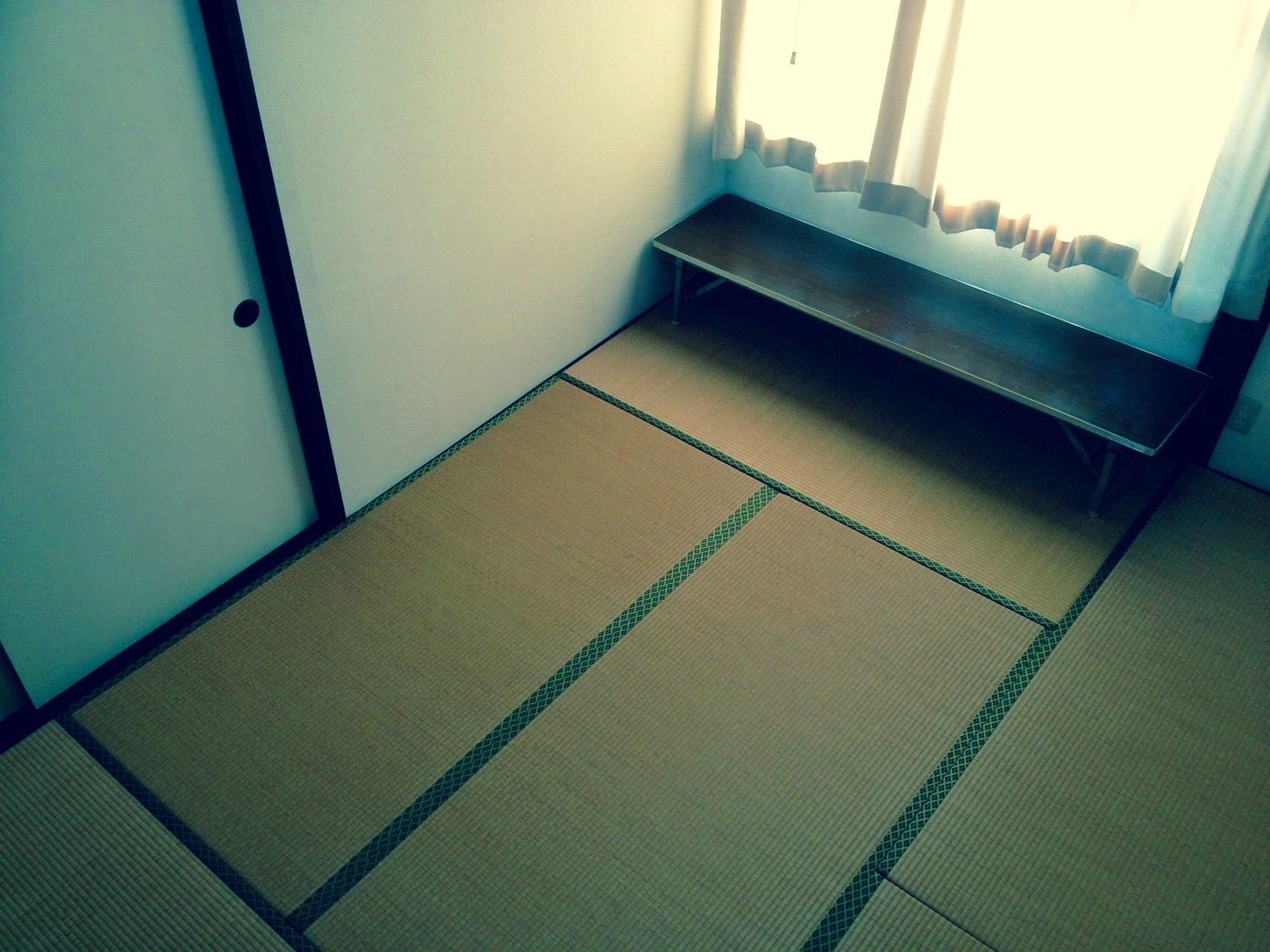 個室(和室6畳一間)