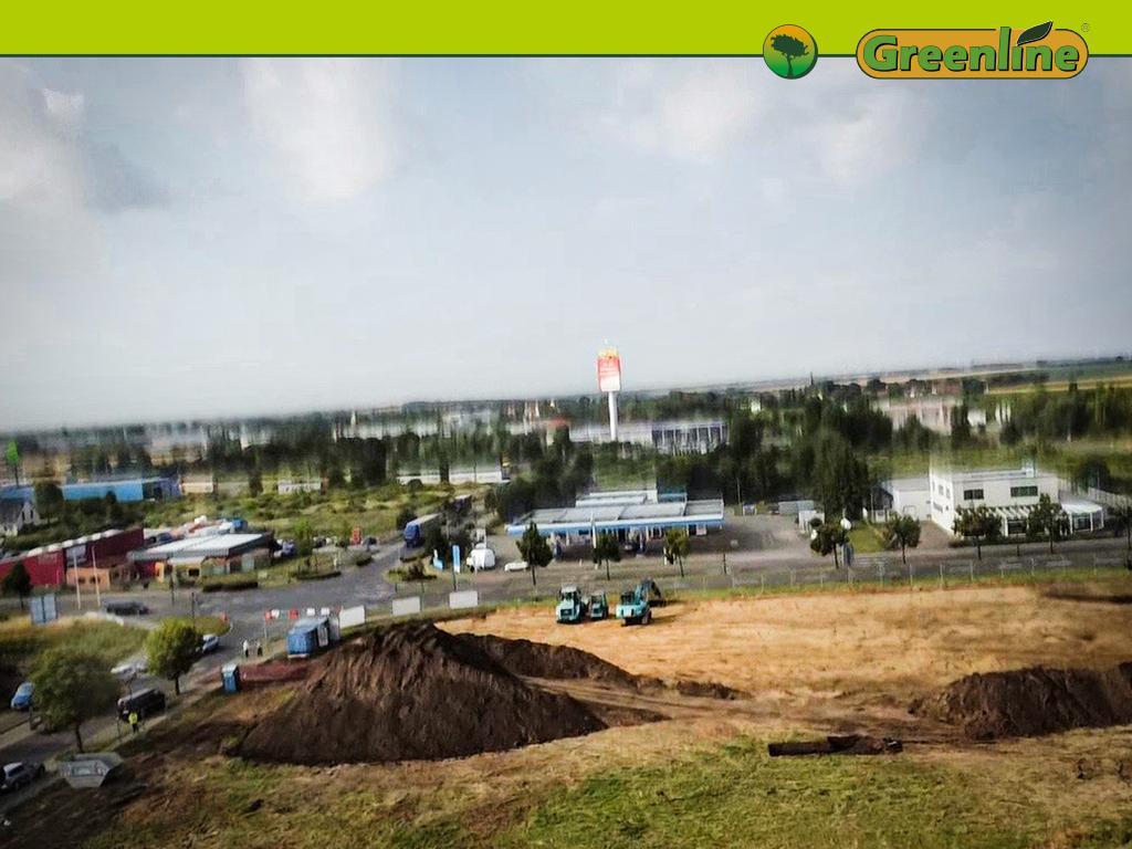 Neubau Tankstelle Hohenwarsleben