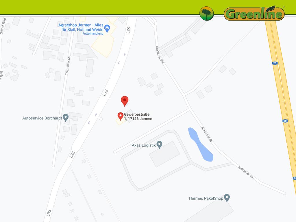 Umbau Tankstelle Jarman