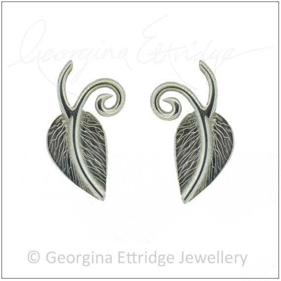 Leaf & Sprigs Earrings