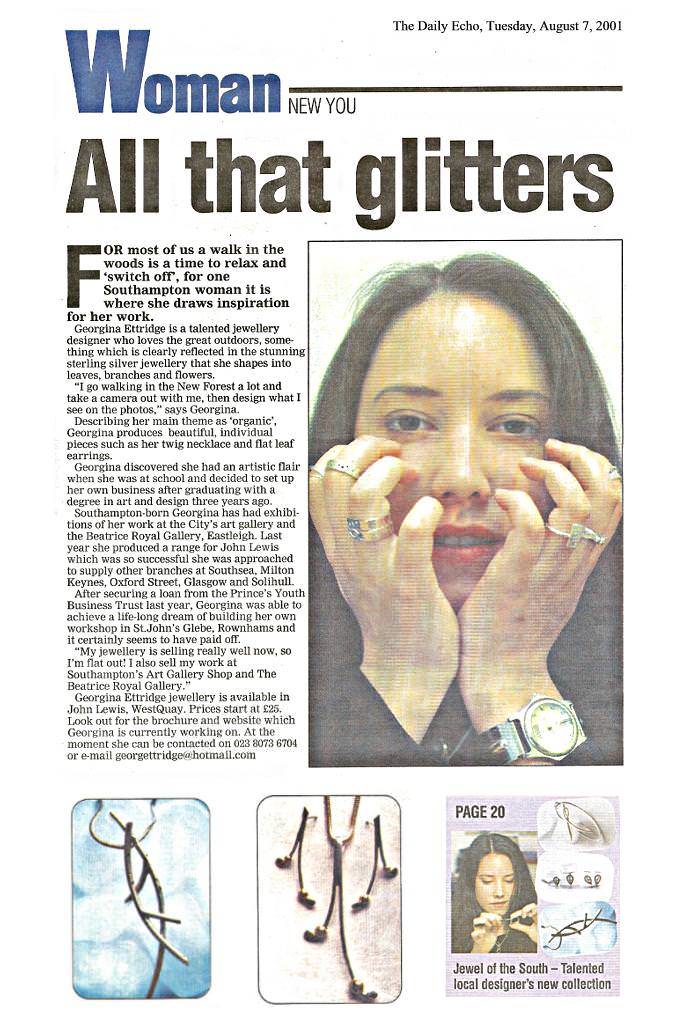 All that Glitters - Southern Daily Echo