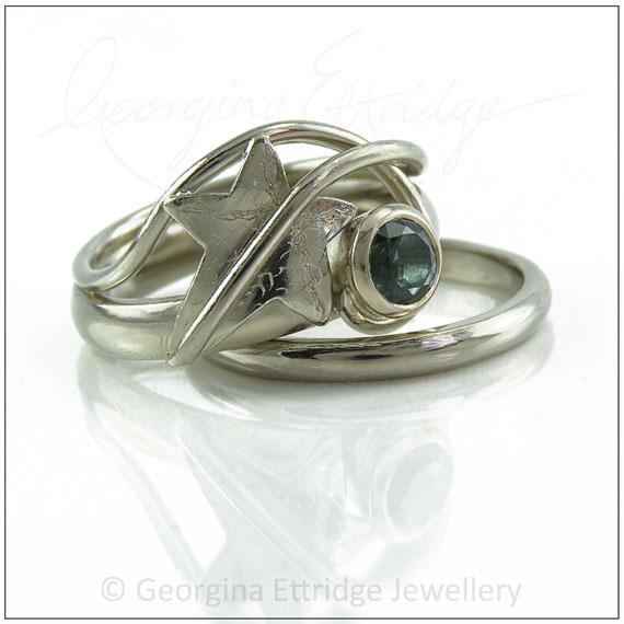 Nature Wedding ring