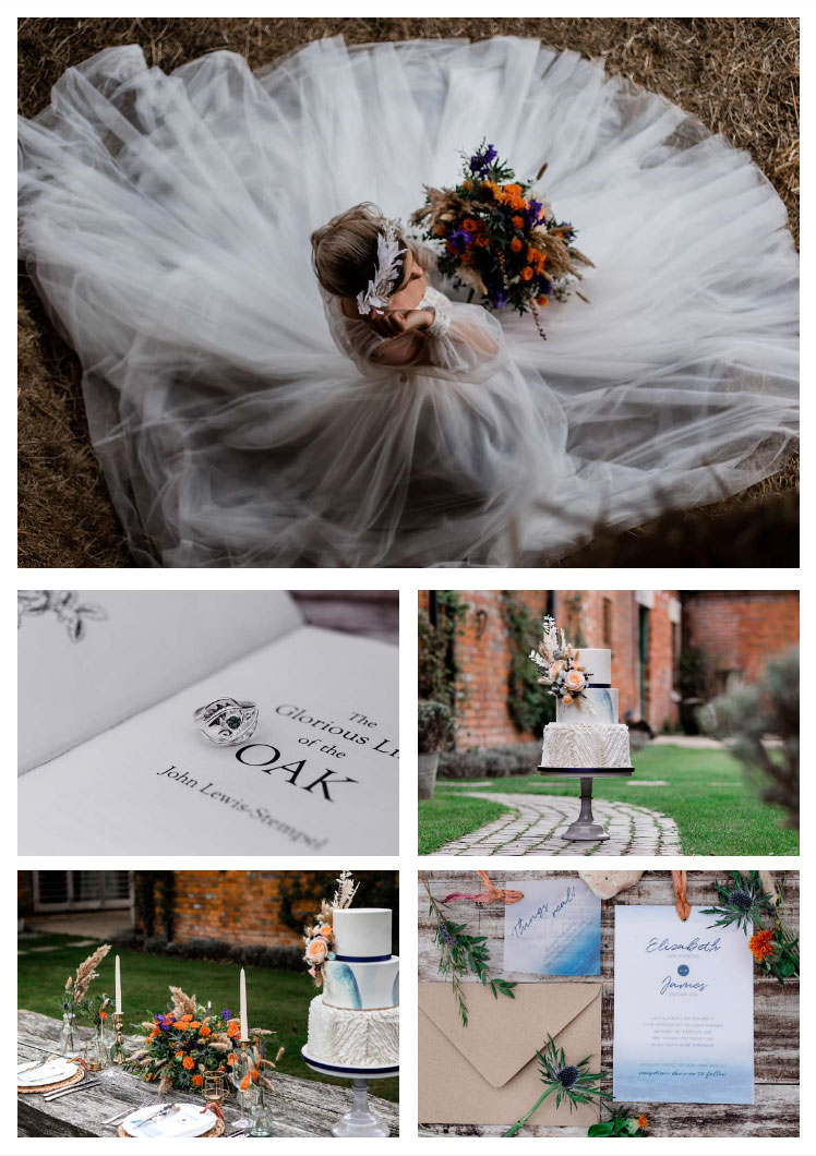 New Forest Warborne Farm Wedding Venue
