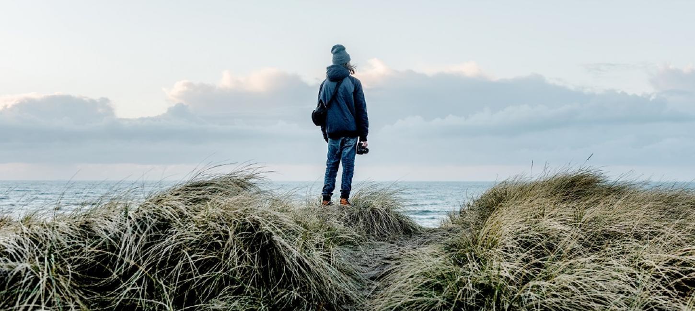 Spaziergänge durch die Dünen