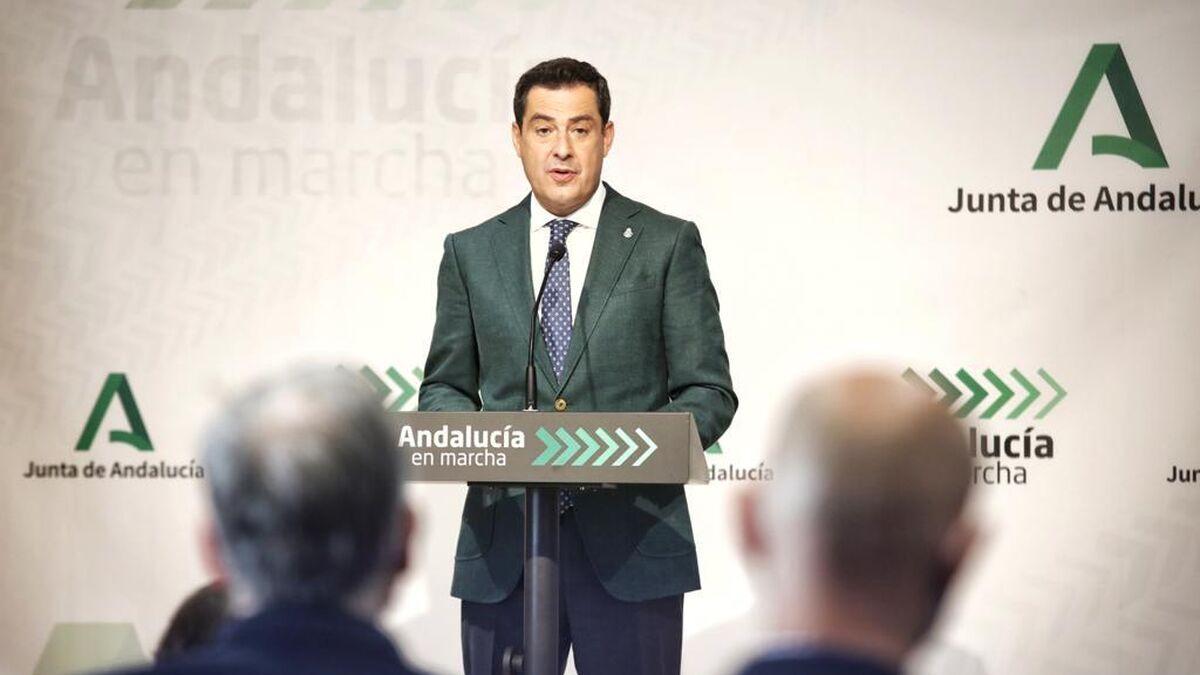 EL PRESIDENTE DE LA JUNTA DE ANDALUCÍA ANUNCIA LAS MEDIDAS ANTICOVID TRAS LA FINALIZACIÓN DEL ESTADO DE ALARMA