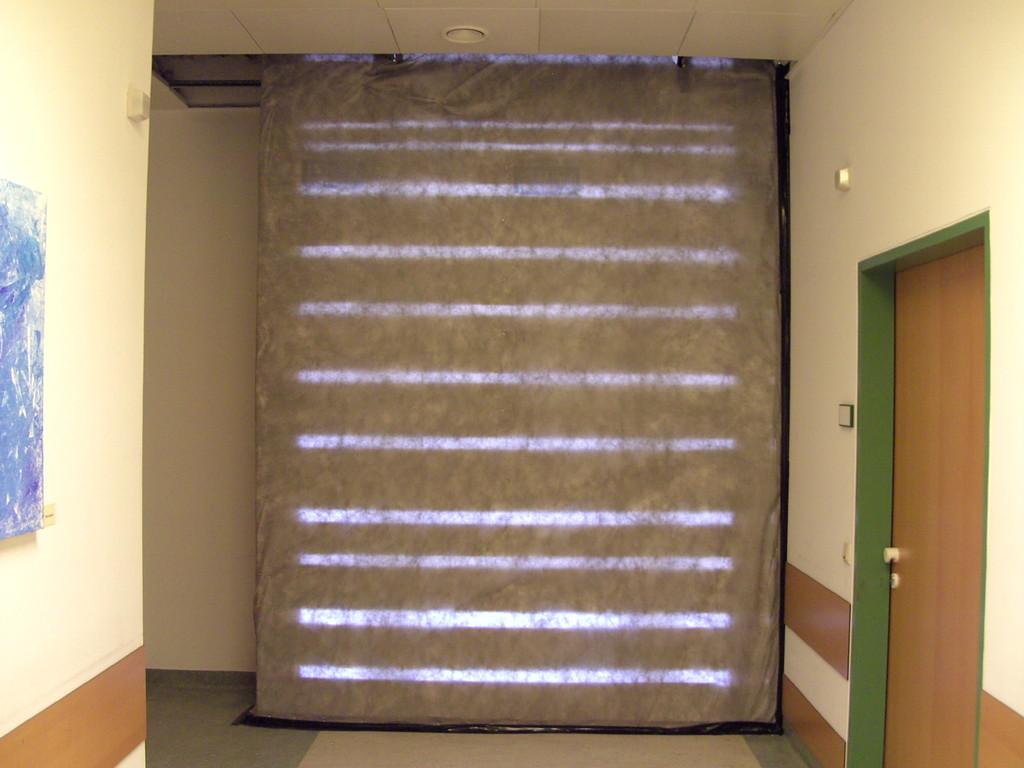 8. Juni 2011 der 2 Stock eingang zur Anästhesie