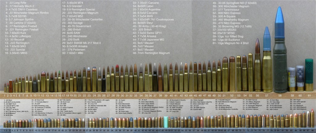 datazione un Winchester modello 64