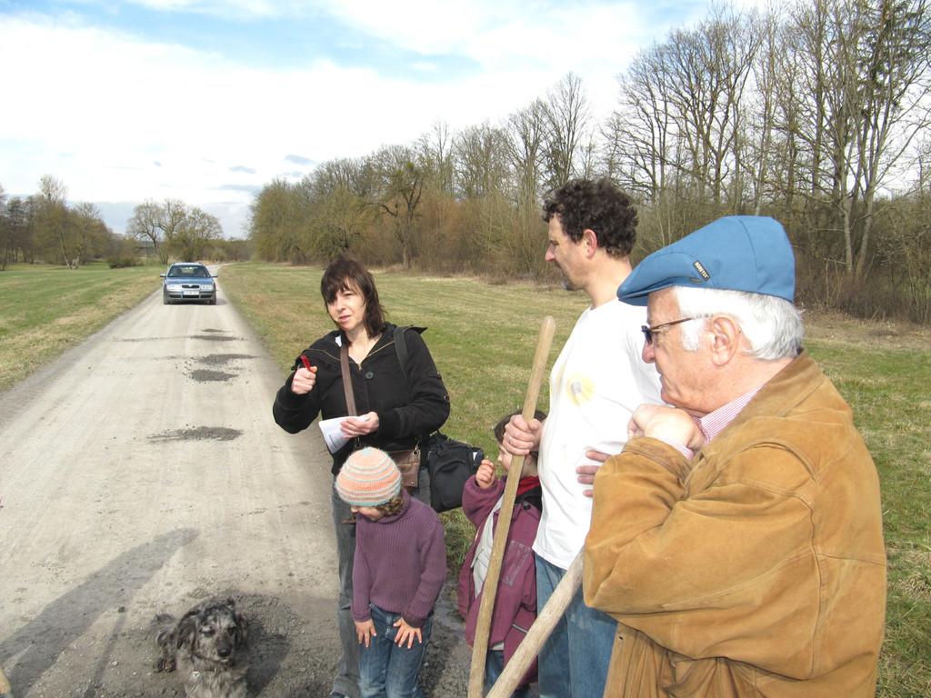2009 - 20.03. - Pflegemaßnahme Lienzinger Weg
