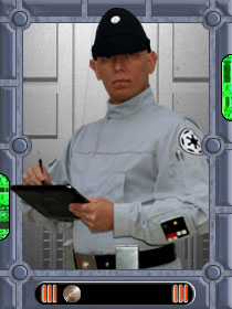 Imperial Crew: Scanning Crew; IC 92673