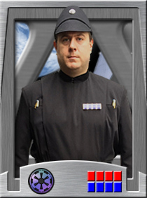 Imperial Officer: Staff Officer (Black); ID 34300