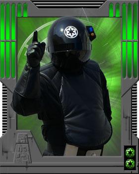 Imperial Gunner; IG 92673