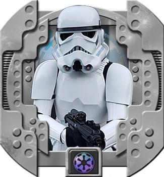 ANH Stormtrooper; TK 47777