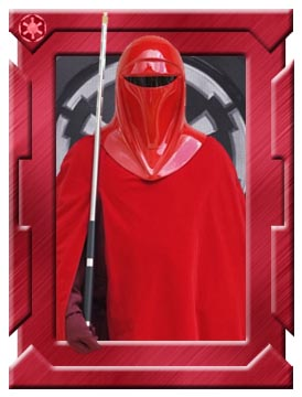 Royal Guard ROTJ; TR 24572