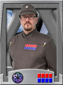 Imperial Officer: Line Officer; ID 13100