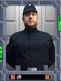 Imperial Crew: Bridge Crew; IC 34300