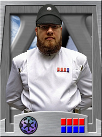 Imperial Officer: Imperial Security Bureau (Rogue One); ID40222